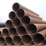 1067,0 x 13,72/14,1 mm in staalkwaliteit L450 spiraal gelast
